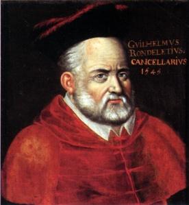 Guillaume-Rondelet-1507-1566 Acca med Montpellier