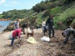 Nettoyages de plages PV